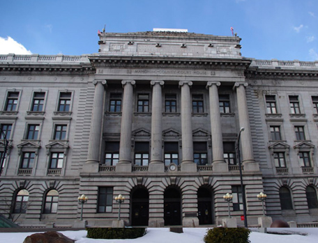 Mahoning County Court of Common Pleas